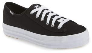 Keds R) Triple Kick Platform Sneaker