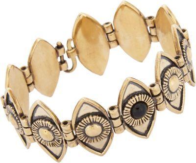 Pamela Love Onyx Eye Link Bracelet
