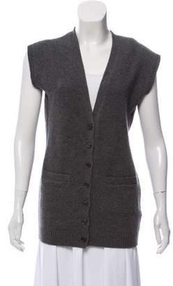 Ralph Lauren Merino Wool-Blend Sweater Vest