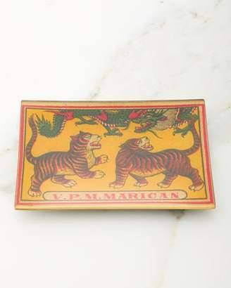 John Derian Cats & Dragon Tray