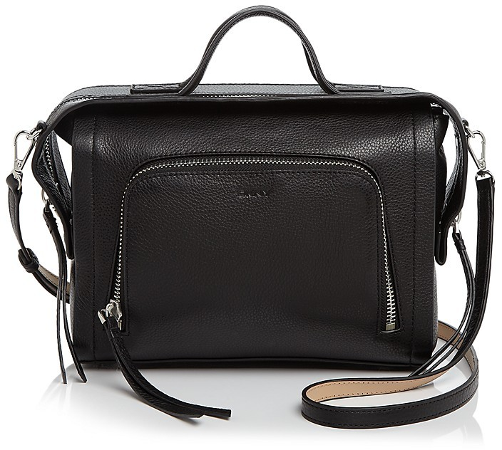 DKNY DKNY Crosby Ego Square Top Handle Satchel