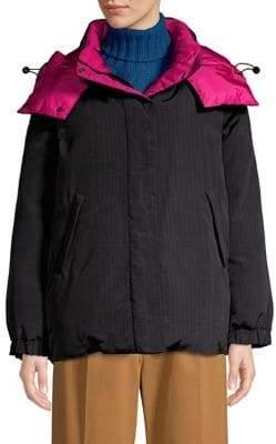 Max Mara Reversible Puffer Coat