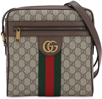 Gucci Small Ophidia Gg Supreme Messenger Bag