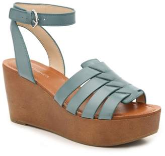 Marc Fisher Pasty Wedge Sandal
