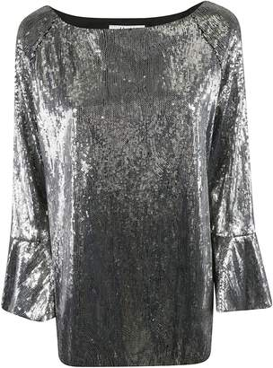 Blugirl Sequined Blouse