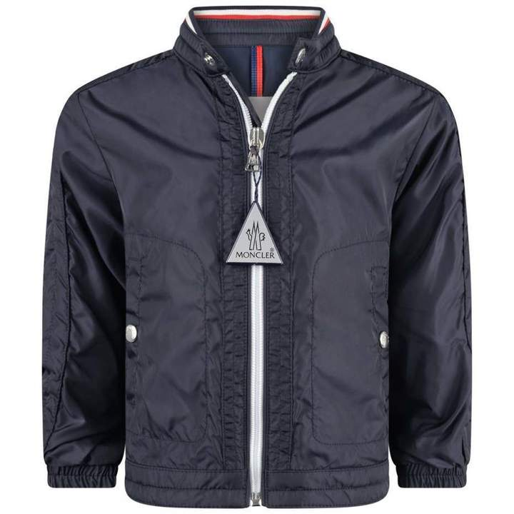 MonclerBaby Boys Navy Neac Jacket