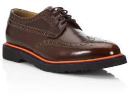 Paul Smith Crispen Leather Oxfords