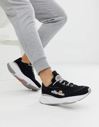 Ellesse massello chunky sneakers black