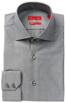 BOSS Gerald Long Sleeve Regular Fit Woven Shirt