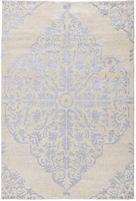 Jaipur Rugs Heritage Hand-Knotted Wool-Blend Rug