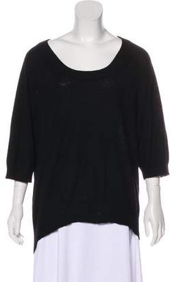 Donna Karan Cashmere Knit Sweater