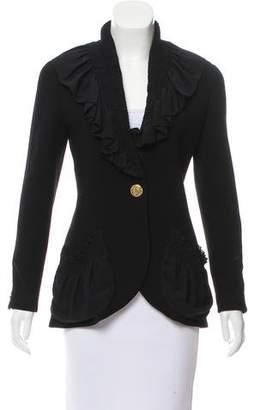 Chanel Structured Blazer
