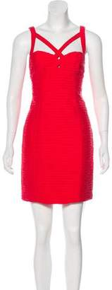 Rebecca Minkoff Silk Ruffled Dress
