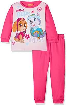 Nickelodeon Baby Girls' Paw Patrol Colorful Sweet Pups Pyjama Sets,(Manufacturer Size: 36 Months)