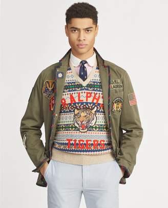 Ralph Lauren Fair Isle Sweater Vest