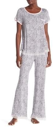 Kensie Printed Pajama Pants