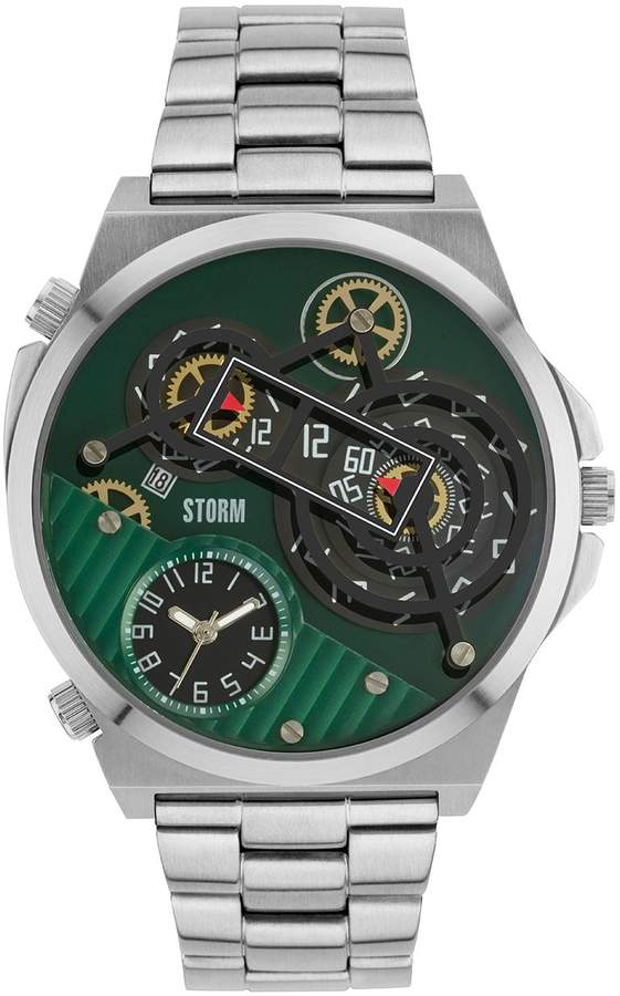 Storm Trimatic green watch