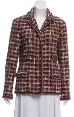 Chanel Tailored Tweed Jacket