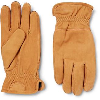 Hestra - Ymer Fleece-Lined Nubuck Gloves
