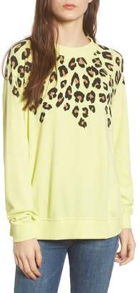 Wildfox Couture Animal Instinct - Sommers Sweatshirt