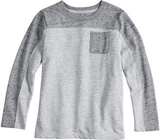 Sonoma Goods For Life Boys 4-12 SONOMA Goods for Life Colorblock Pocket Tee