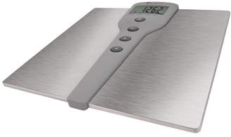 Escali 300LBS. 5-in-1 Stainless Steel Body Fat & Body Composition Scale