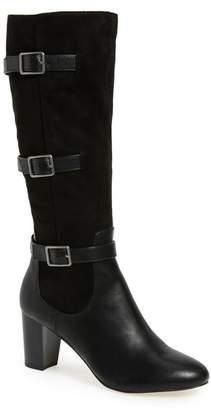 Bella Vita Talina Ii Buckle Tall Boot