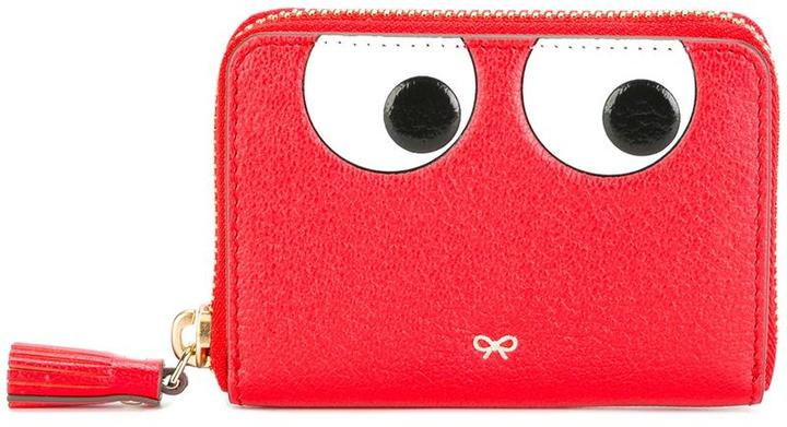 Anya Hindmarch Anya Hindmarch zip around 'Eyes' wallet