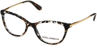 Dolce & Gabbana DG3258 Eyeglass Frames 911-54 - DG3258-911-54