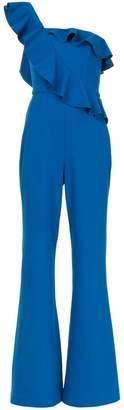 Rebecca Vallance Caspian One Shoulder jumpsuit