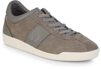 Fred Perry Men's Stockport Low-Top Sneakers