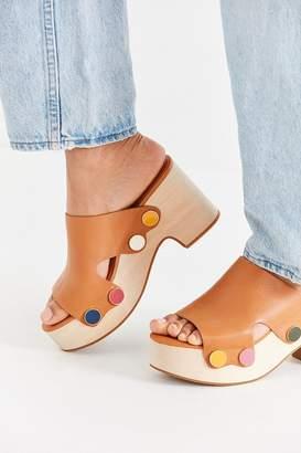 Charlotte Stone Marcel Leather Platform Sandal