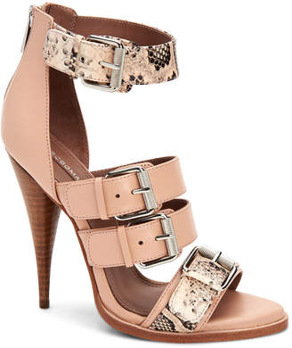 BCBGMAXAZRIA Gloria Leather Sandal