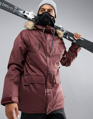 Volcom Midtown Insulated Ski Coat