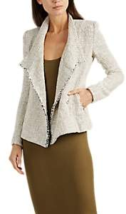 IRO Women's Mira Cotton-Blend Tweed Jacket