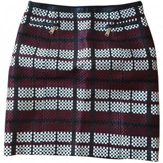 Georges Rech Burgundy Skirt for Women