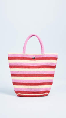 Skipping Girl Soft Bottom Bag