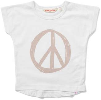 Munster Missie Peace Graphic Tee