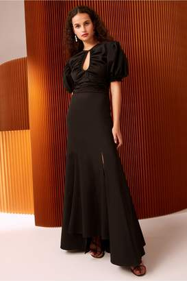 C/Meo Collective DESIROUS GOWN black