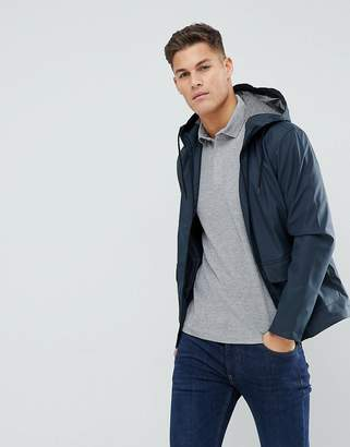 Brave Soul Water Resistant Zip through Trench