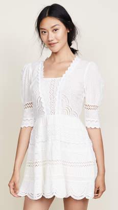 LoveShackFancy Kristen Dress