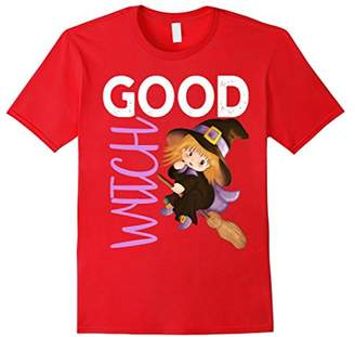 Good Witch T-Shirt Funny Happy Halloween Gift Tee
