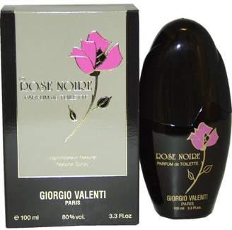 Giorgio Valenti Rose Noire, Parfum De Toilette Spray, 3.3-Ounce
