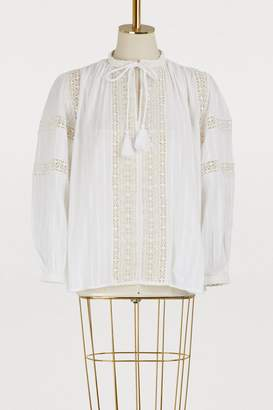 Vanessa Bruno Joulietta blouse