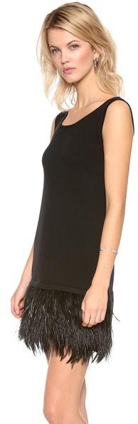 Nanette Lepore Plume Shift Dress
