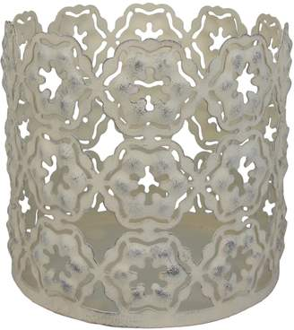 Sonoma Goods For Life SONOMA Goods for Life Vintage Floral Candle Sleeve