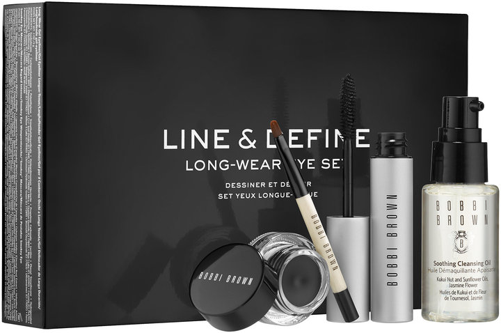 Bobbi BrownBobbi Brown Line & Define Long-Wear Eye Set