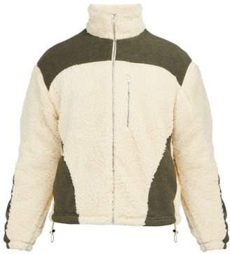 Gmbh - Kol Teddy Fleece Jacket - Mens - Cream