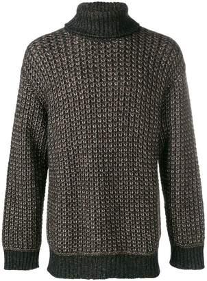 Ermenegildo Zegna loose knitted sweater