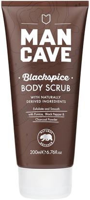 Mancave ManCave Blackspice Body Scrub 200ml